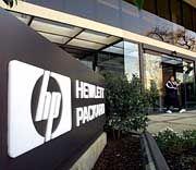 Hewlett-Packard: Krisenstimmung im kalifornischen Hauptquartier