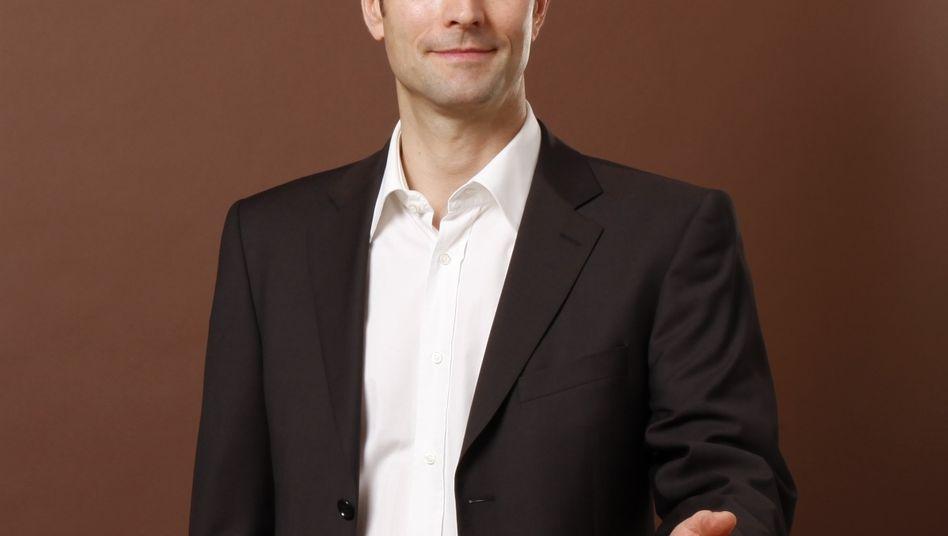Markus Jotzo ist Coach - und liest als solcher auch gestandenen Unternehmern die Leviten