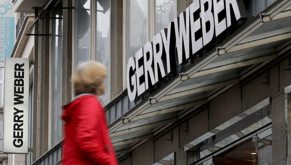 Modehersteller Gerry Weber sucht den Weg aus der Krise