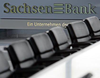 Klage gegen Ex-Vorstände: Die Sachsen Bank, ehemals Sachsen LB, wurde 2007 von der LBBW übernommen