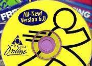 Werbe-CD: AOls kostenlose CDs prägten jahrelang das Bild von Supermärkten und Kneipen