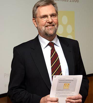 Freund der Zahlen: Walter Radermacher ist neuer Generaldirektor von Eurostat