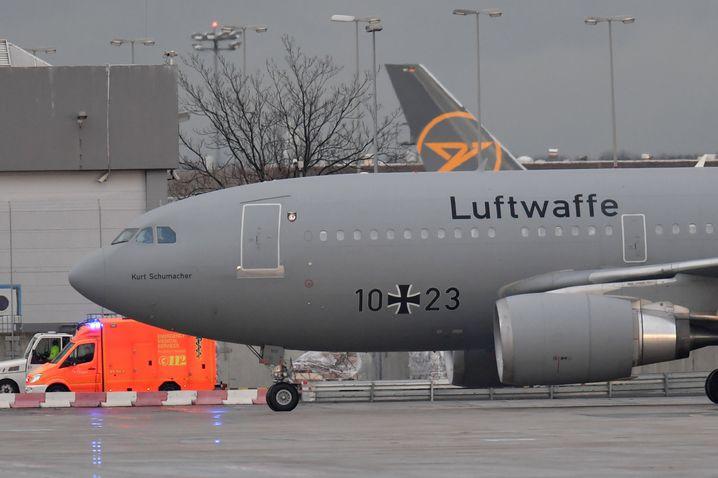 Airbus der Bundeswehr