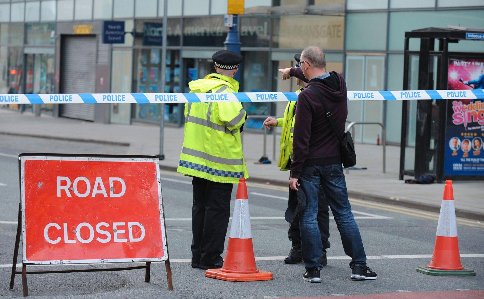 Manchester/ Anschlag