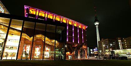 Alexa in Berlin-Mitte: Zur Eröffnung gab es Tumult