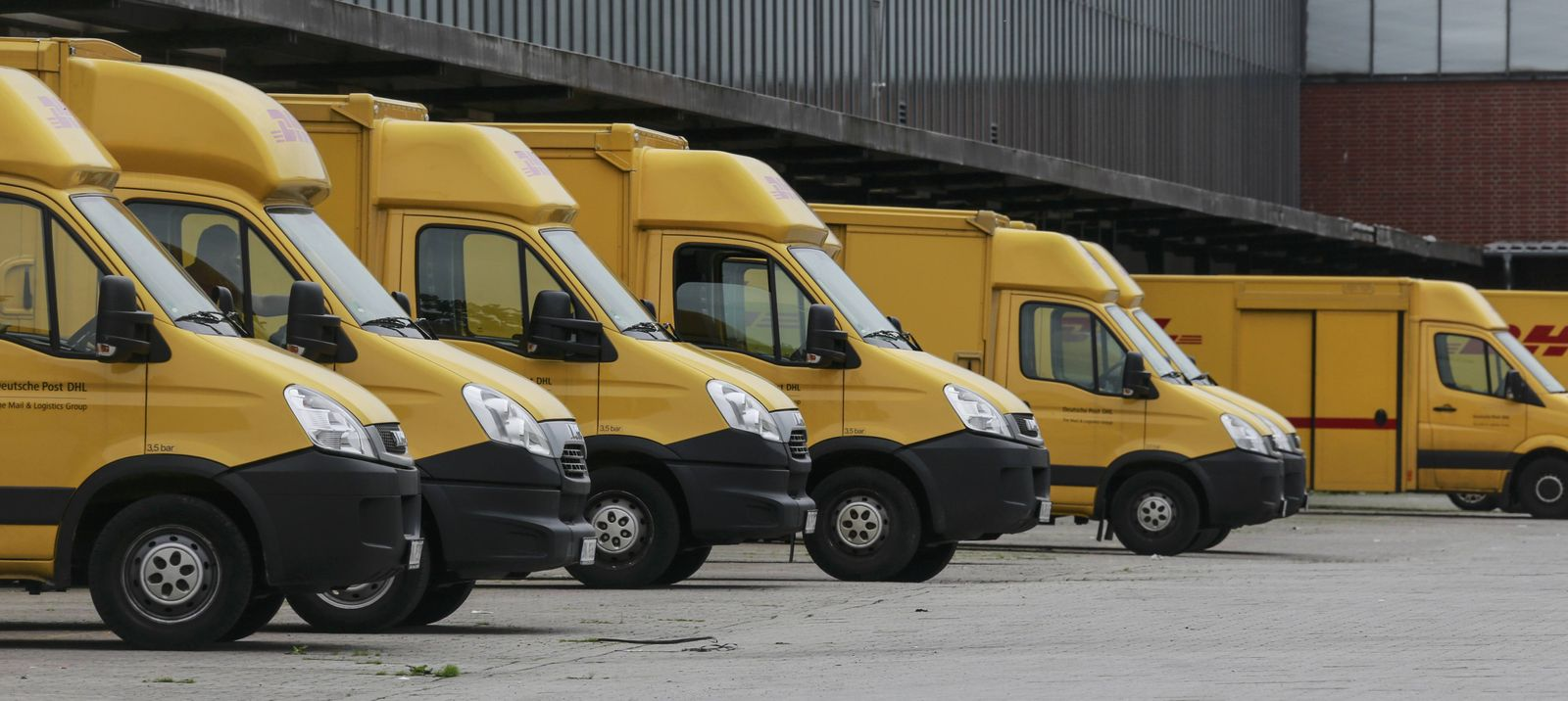 GERMANY-DEUTSCHE-POST