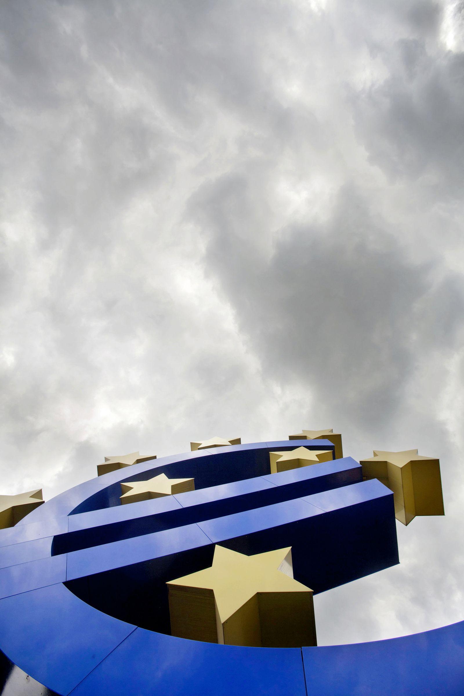Euro vor der EZB