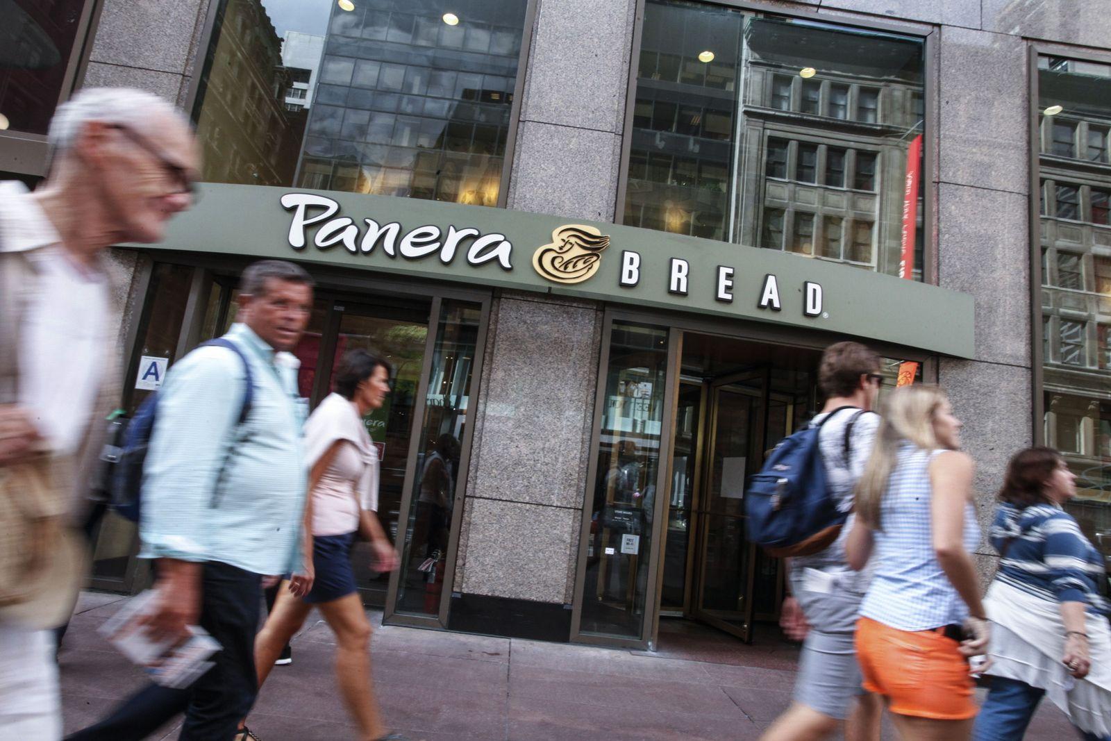 Panera Bread / Manhatten New York