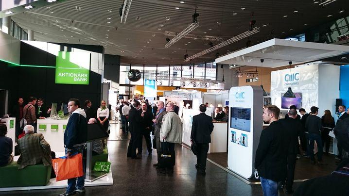 Messebesucher in Frankfurt: Auf der Suche nach der Gewinnformel