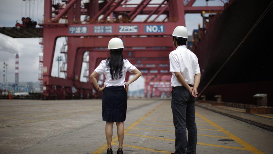 """Chinas Geschäftswelt: """"Ich vermisse die chinesische Gesellschaft, die eine sehr weiblich geprägte ist"""""""
