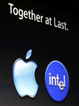 Neuekunde: Vor Kurzem hat Apple angekündigt, auf Intel-Chips umzusteigen
