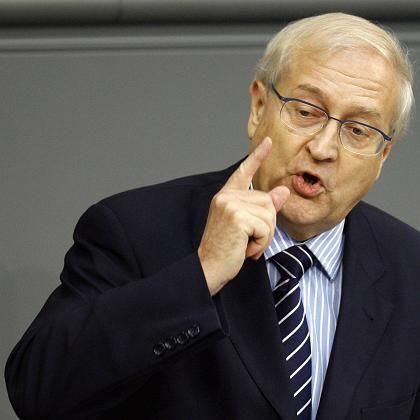 Gesetzesinitiative geplant: Der stellvertretende FDP-Fraktionsvorsitzende Rainer Brüderle will die betriebliche Mitbestimmung reformieren