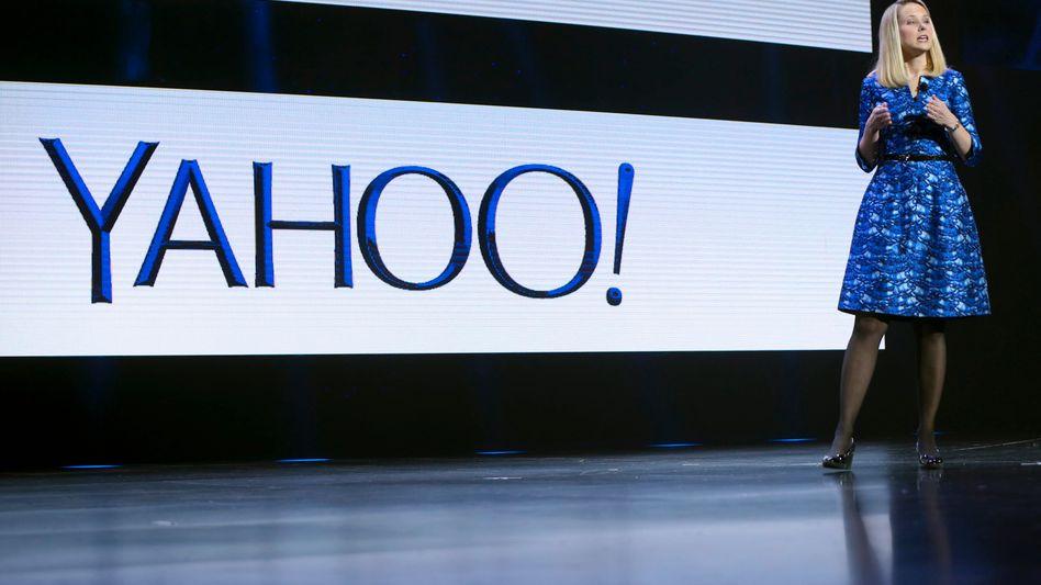 Abschied: Für Yahoo-CEO Marissa Mayer ist der Verkauf finanziell attraktiv