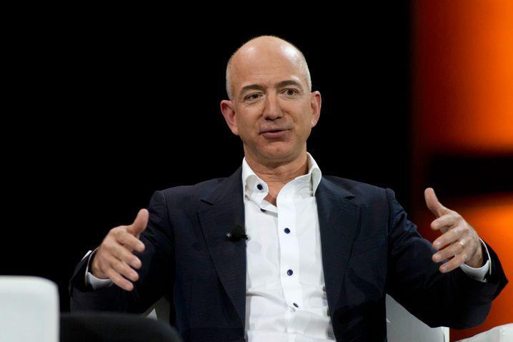 Streitbarer Geist: Amazon-Gründer Bezos fordert Widerspruch von seinen Führungskräften