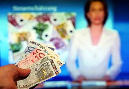 Dauerstreitpunkt: Geld für öffentlich-rechtliche Sender