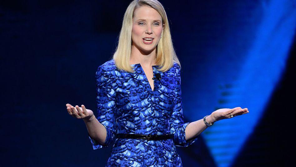 Marissa Mayer: Von Google zu Yahoo gelockt - und nun?