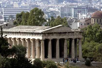 Griechenland: Bis zu 100 Millionen Euro Schmiergeld von Siemens