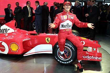 Michael Schumacher wird 2008 wohl nicht mehr in der Königsklasse starten