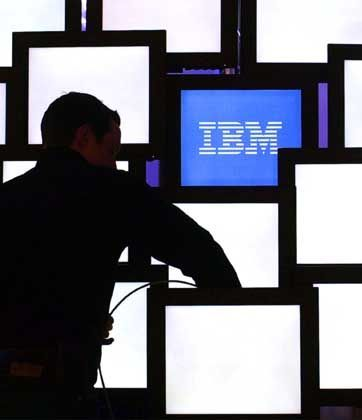 Big Player im Outsourcing-Markt: IBM