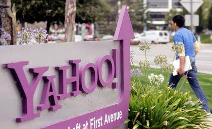 Yahoo-Zentrale: Mit den jüngsten Zahlen übertraf das Unternehmen die Erwartungen der Experten