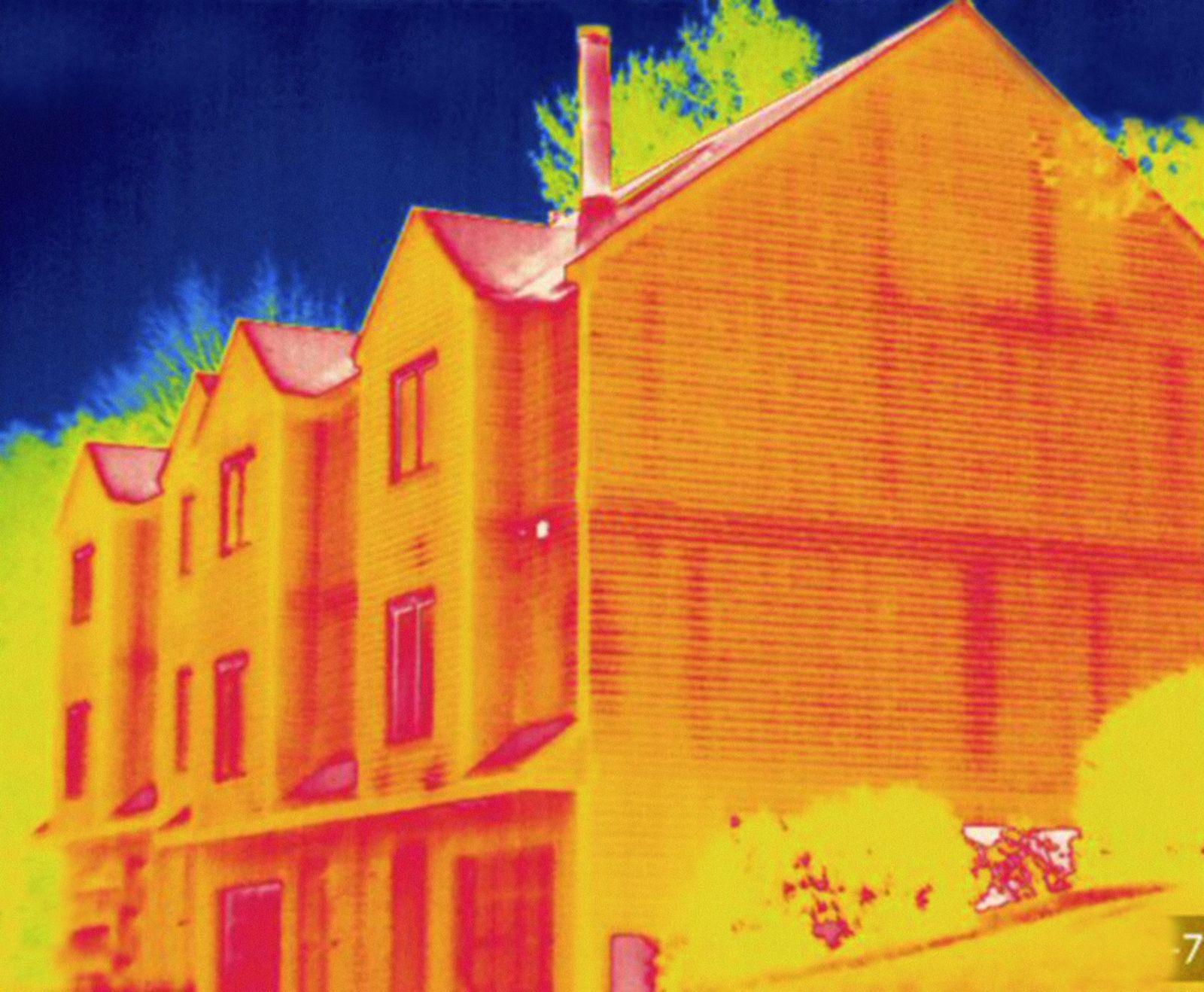 NICHT MEHR VERWENDEN! - Wärmebild / Häuser