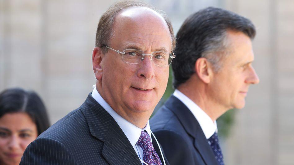 """Blackrock-Chef Larry Fink: """"Geschäftsmodell an eine klimaneutrale Wirtschaft anpassen"""""""