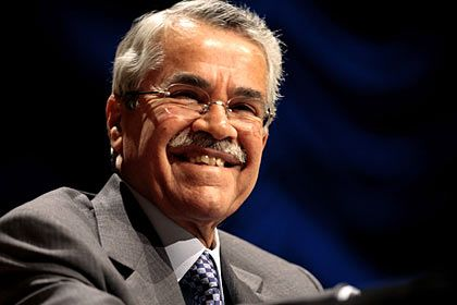 Schlüsselfigur der Energiemärkte: Saudi-Arabiens Ölminister Ali al-Naimi