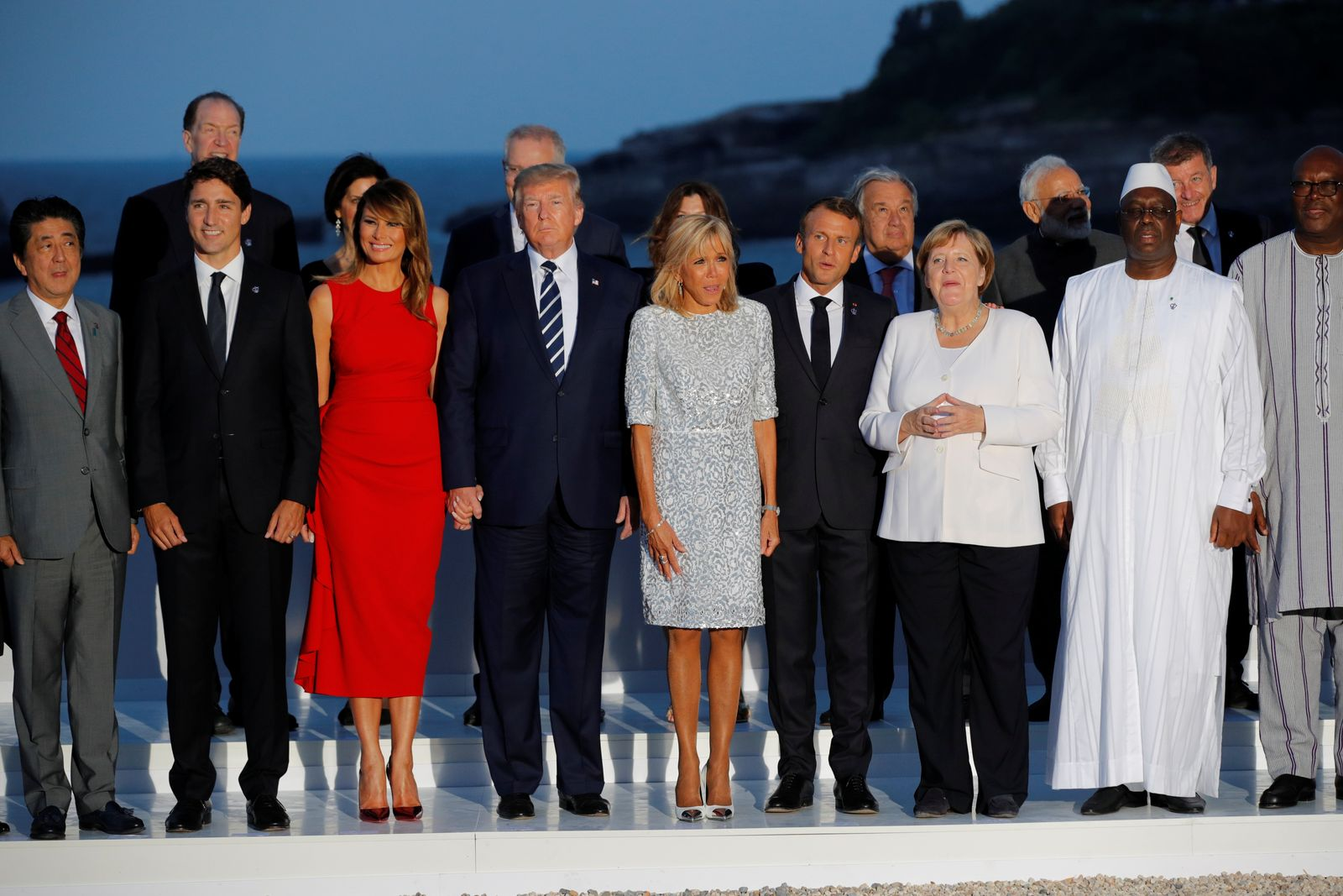 G7/ 2019/ Gruppenfoto