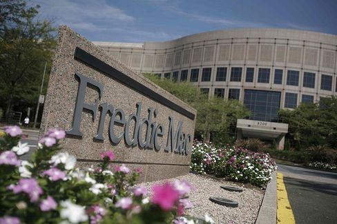 Bedürftig: Freddie Mac brauchte milliardenschwere Geldspritzen vom Staat