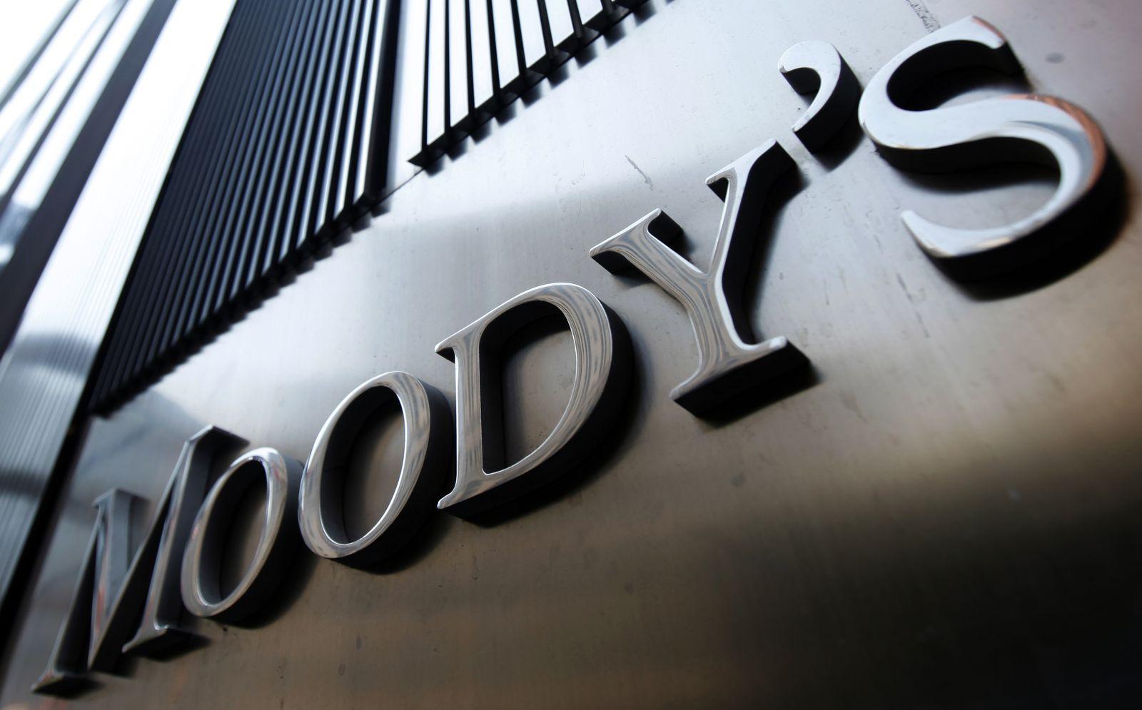 Moody's / RATING/ Logo