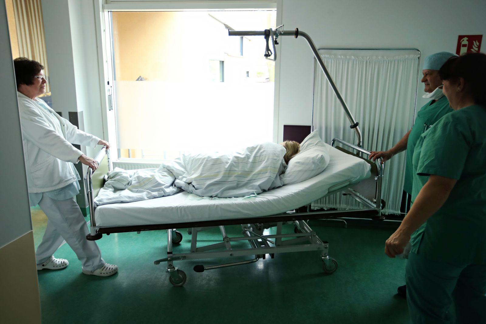 Tarifeinigung/ Krankenpfleger