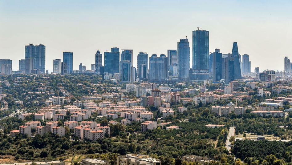 Türkei: Inflation steigt auf 25 Prozent