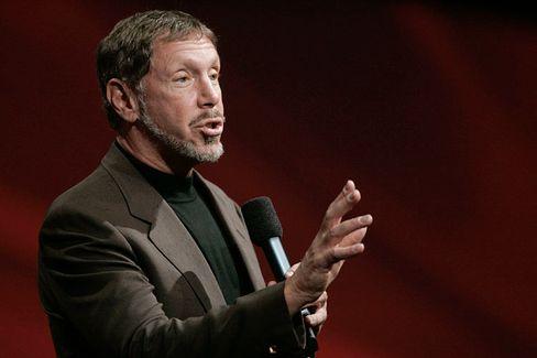 Sun-Übernahme verzögert: Oracle-Chef Ellison ärgert sich über die EU-Kommisiion