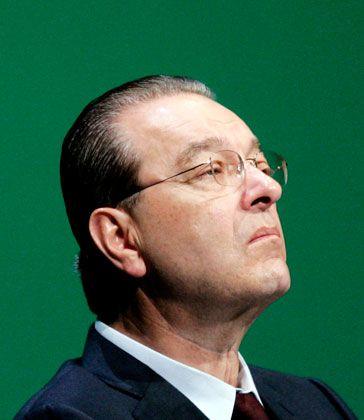 Mann für alle Fälle: Erst sanierte Oswald Grübel die Credit Suisse, jetzt soll er den Konkurrenten UBS retten