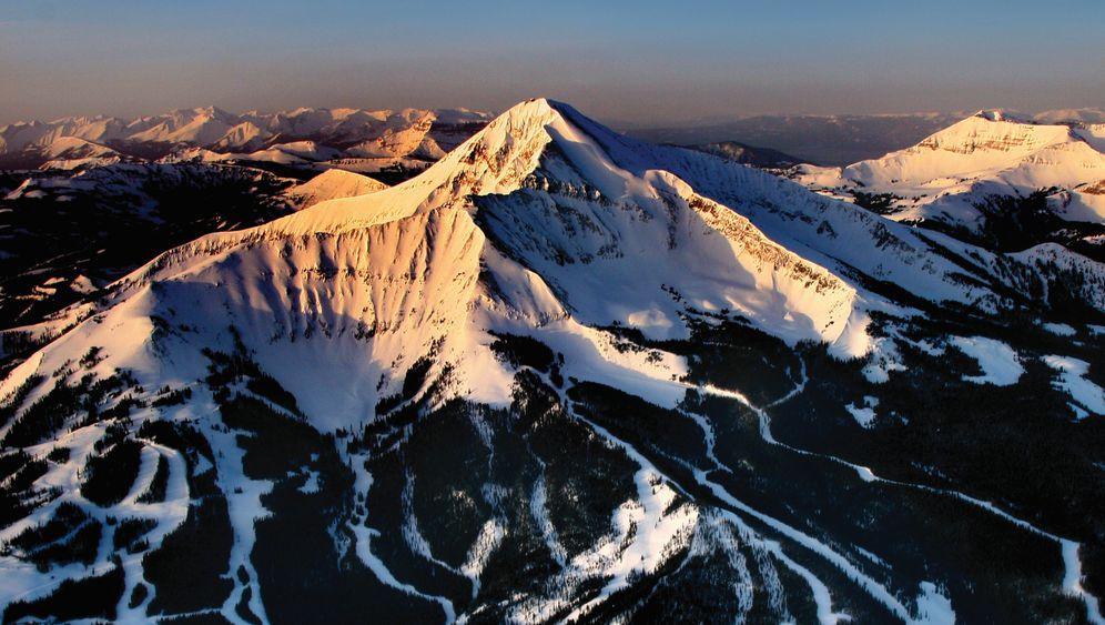 Big Sky in Montana: Weiter Himmel, hohe Berge