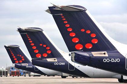Flieger von Brussels Airlines: Die Lufthansa nutzt die Schwäche ihrer Wettbewerber