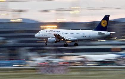Glatt gelandet: 2008 war kein schlechtes Jahr für die Lufthansa. Doch wie wird 2009?