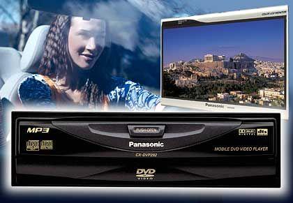 CX-DVP292N: Das Gerät von Panasonic kostet rund 800 Euro