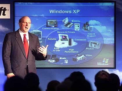 Steve Ballmer: Mehr Sicherheit für den Internet Explorer