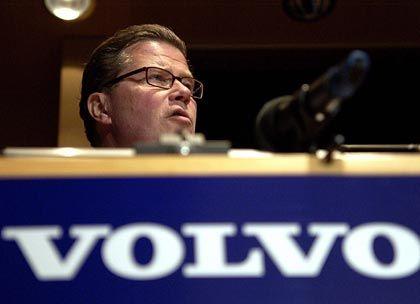 """""""Wertvolle Ergänzung"""": Volvo-Chef Johansson lobt die solide Stellung von Nissan Diesel in Asien"""
