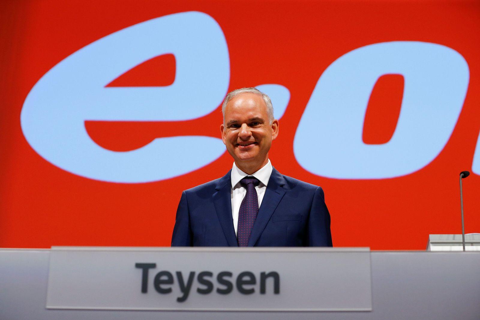 Johannes Teyssen / Eon HV