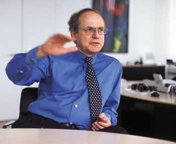 BMW-Vorstand Göschel: Treibt die Organisation einer neuen Rennserie voran