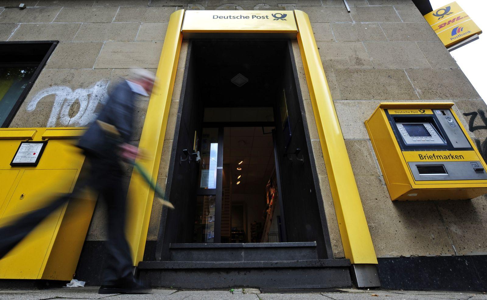 NICHT VERWENDEN Deutsche Post/ Porto