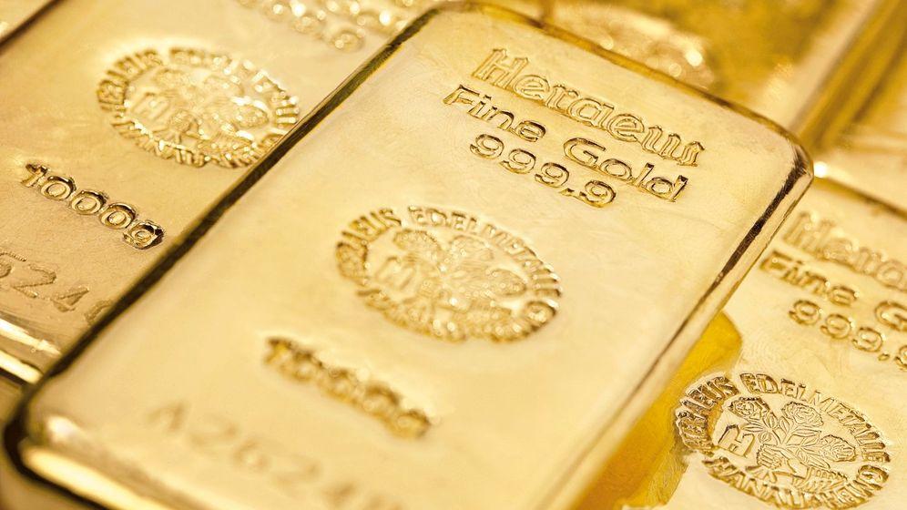 """Gold: Goldbugs, Nixon und der """"Freak Peak"""""""
