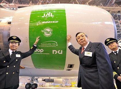 Hereinspaziert: JAL braucht einen neuen Teilhaber