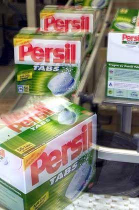Waschmittelproduktion bei Henkel in Düsseldorf: Starkes drittes Quartal