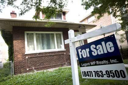 US-Immobilien: Die damit verbundenen Kredite zwingen die IKB in die Knie