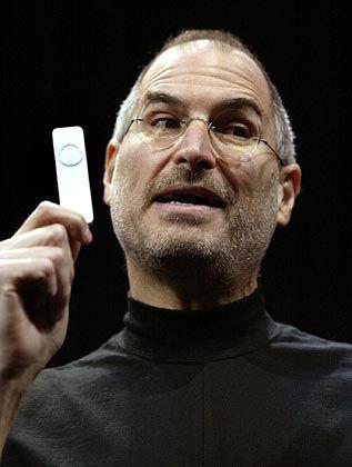 Diskussion um Kopierschutz: Apple-Chef Jobs wird von seiner eignen Forderung eingeholt