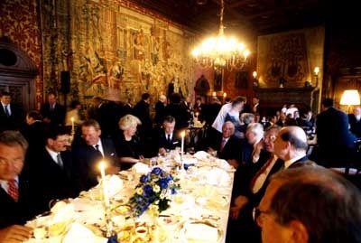 Schlosshotel Kronberg: Ambiente für den Festakt