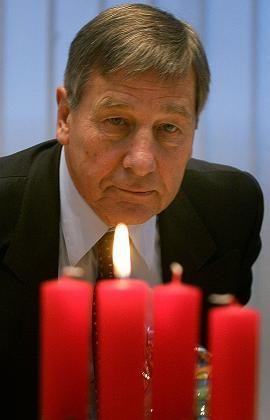 Fordert mehr Feuer auf dem Markt für Wagniskapital: Minister Wolfgang Clement